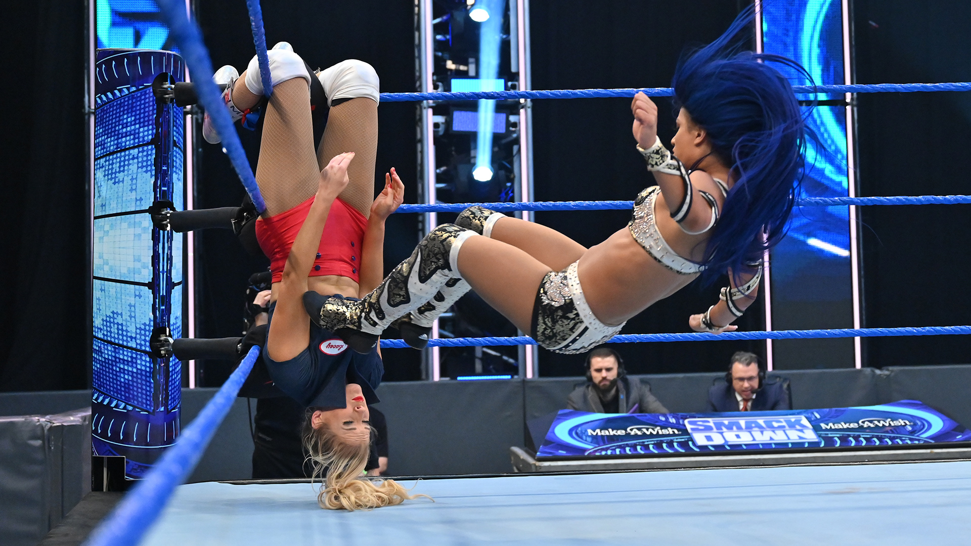 Smackdown Results-May 8th,2020