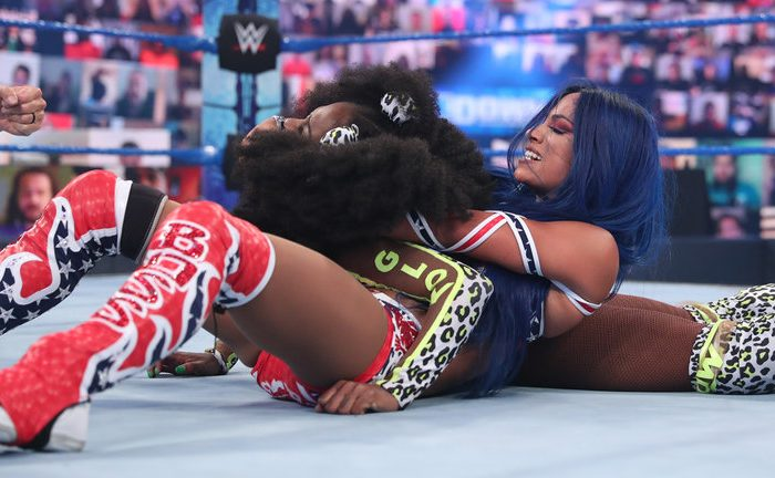 Smackdown Results-August 21st,2020